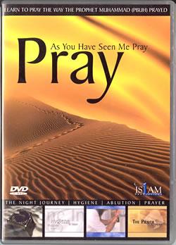 DVD: Pray As You Have Seen Me Pray