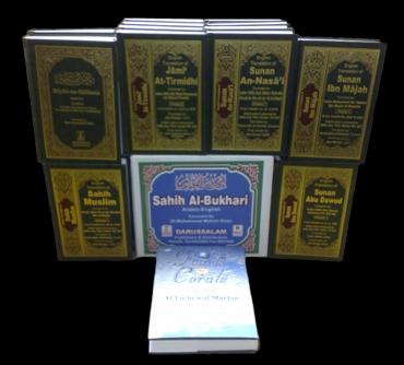 The Ultimate Sahih Hadith Collection 8 Sets(42 Books)