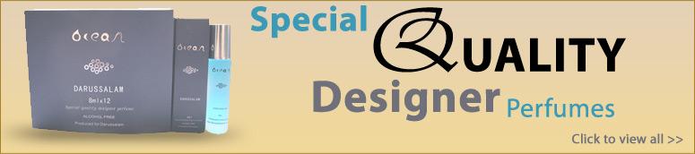 Special Quality Designer Perfumes