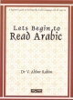 Lets begin to Read Arabic
