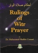 Rulings of Witr Prayer